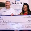 Farmers donates to RoC-Fest