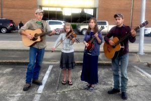 The Sylvie Family Band