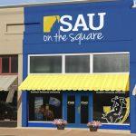 Rendering -- SAU_Square