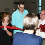 FLYWHEEL RIBBON CUTTING 025