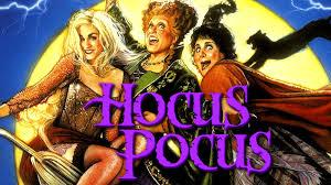 HOCUS POCUS2