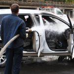 CAR FIRE 003